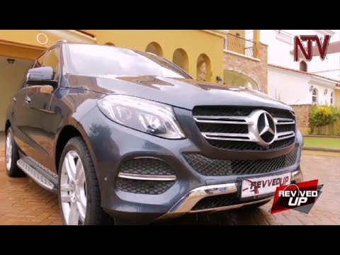 Revved Up: The Mercedes-Benz GLE 400