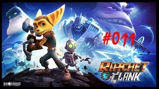Ratchet and Clank 011 Das Hoverboardrennen (Planet Rilgar / G34 Nebel)