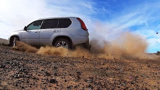 Nissan X-Trail  (2007–2013) review in African bush