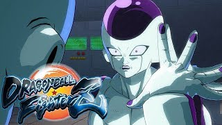 Dragon Ball FighterZ Enemy Warrior Arc #1