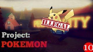 "Roblox ll THE ""LEGAL"" POKEMON SHOP! Project Pokemon Ep.10"