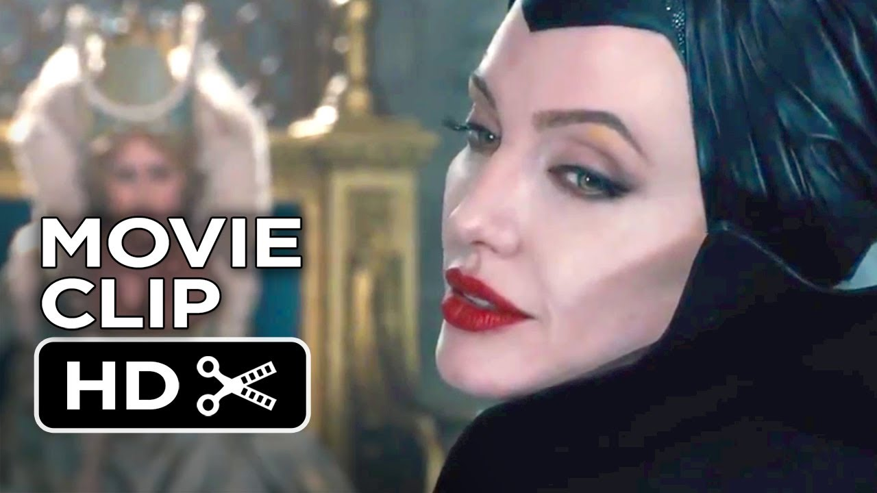 The word angelina jolie maleficent movie will