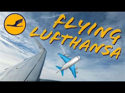 Flying From South Africa To England With Lufthansa