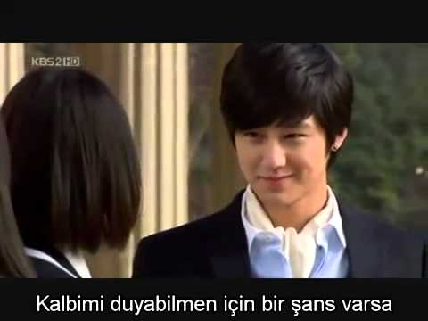 T-Max ft J - Wish You're My Love (Boys Over Flowers OST) (Turkish Sub)