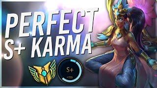 Voyboy: PERFECT S+ KARMA