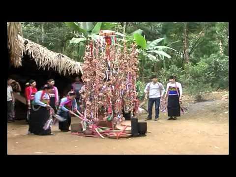 Lễ hội Pồn Pôông của người Mường, huyện Ngọc Lặc