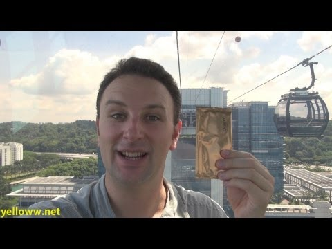 Singapore Cable Car Travel Guide