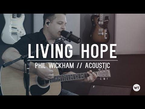Living Hope - Phil Wickham, Brian Johnson (Bethel Music) - acoustic cover