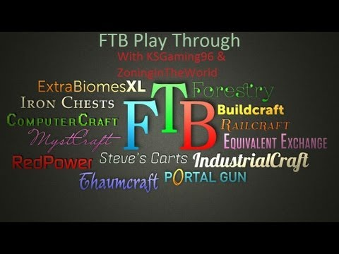 FTB Playthrough Episode 2: I Die, You Die, I Die