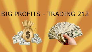 BIG PROFITS WITH CURRENCIES - Trading 212 Forex Trading #5