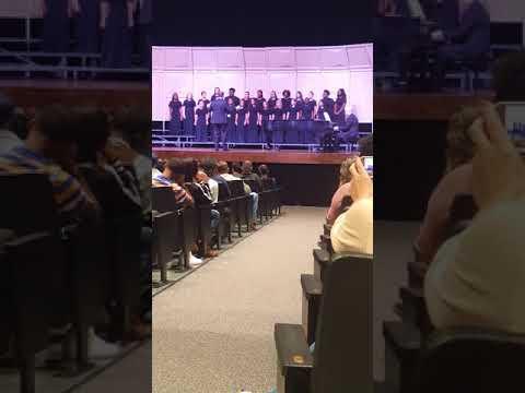 Pearl Junior High School Advanced Girl Choir at Riverland Choral Festival