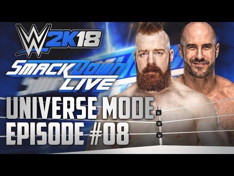 """The Last Spot"" WWE 2k18 Universe Mode: #08 (""WWE 2k18"" PS4/Xbox One)"