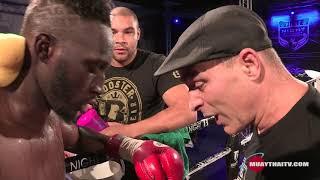 Sidi BARRY vs Vincent GLORIS