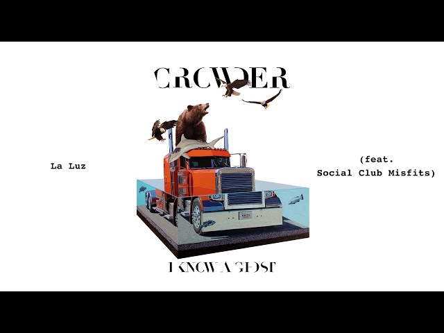 Crowder - La Luz (Audio) ft. Social Club Misfits