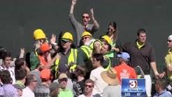 Phoenix Open breaks single-day attendance record