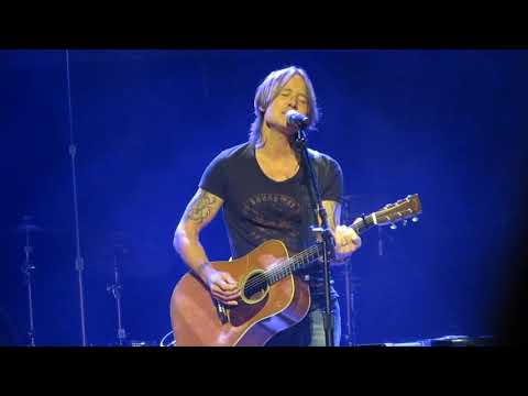 """Keith Urban """"We Were"""" (NEW SONG) At CRS 2019"""