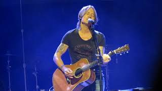 "Keith Urban ""We Were"" (NEW SONG) at CRS 2019"