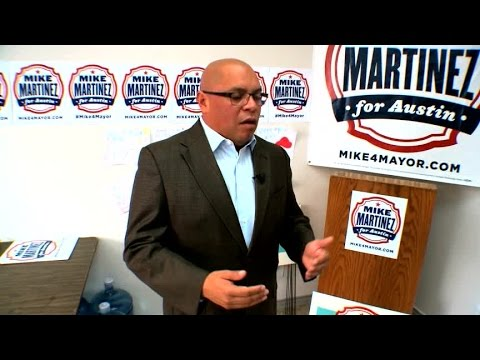 Full Interview - Mike Martinez