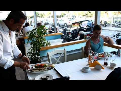 Nisos Restaurant - Greek restaurant Rhodes Town, Greek cuisine Rhodes Town