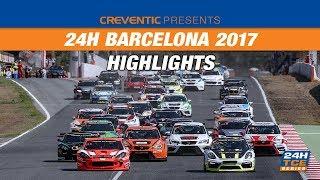 highlights Hankook 24H BARCELONA 2017