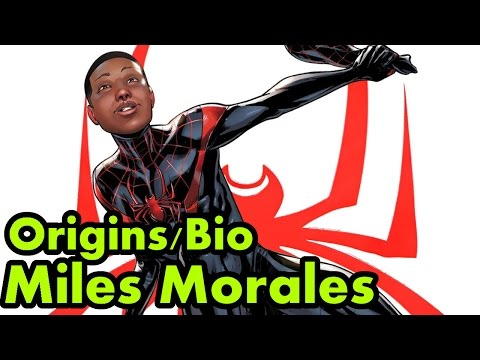 Origins/Bio: Miles Morales, the Ultimate Spider-Man! Where are they now?