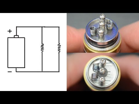 How Dual Coil Builds Work - YouTube