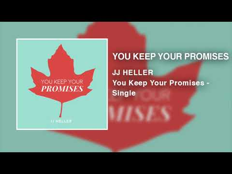 JJ Heller - You Keep Your Promises (Single) - (Official Audio Video)