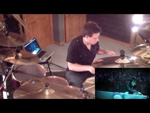 Come Sail Away (Live) - Styx - Drum Cover By Mike Hetzel (Part 4)