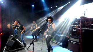 Acidez Todo Destruido--Live