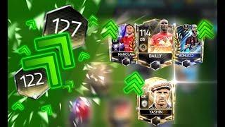 127 OVR HUGE TEAM UPGRADE #1 (GK & DEFENDERS) | FIFA MOBILE [HUN]