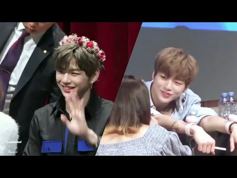 This video shows how much Daniel love Wannable♡