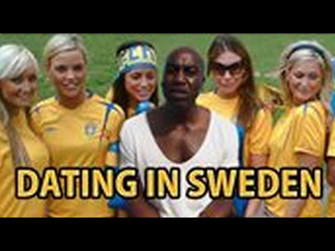 Swedish girls black men