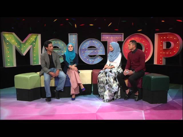 MeleTOP - Kisah Diana Rafar & Zamarul Hisham Ep133 [19.5.2015]