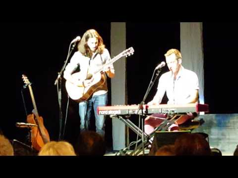 Julian Frampton Live at the Carnegie Music Hall of Munhall