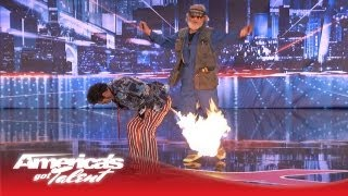 Video Johnny Tong Is a Crazy and Naughty Magician - America's Got Talent download MP3, 3GP, MP4, WEBM, AVI, FLV Mei 2018
