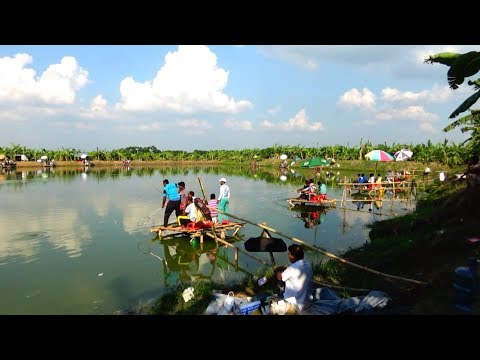 Amazing Fishing Competition in Village | Festival Fishing Video By Daily Village Life