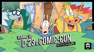 verano de d23 comiccon 2017 noticias la zona cero