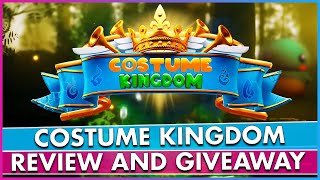 Costume Kingdom Review and Giveaway