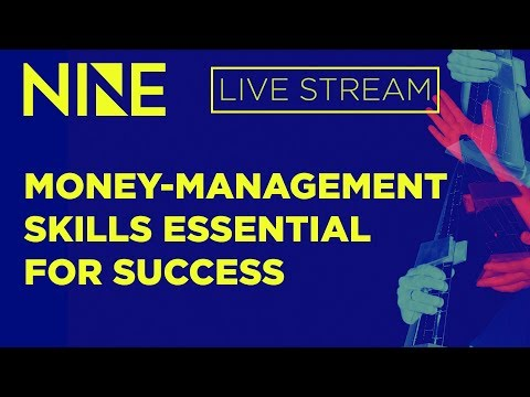 Money-Management Skills Essential for Success