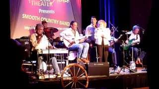 """""""Medley"""" by Margo Smith with Smooth Country Band at Wind Horse Theater, Eustis, FL (6/10/13)"""