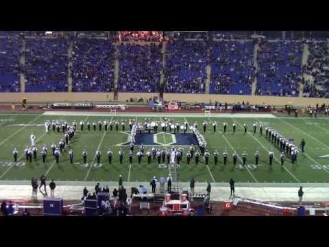 Duke University Marching Band - Pre-game Show 11-20-2014 (720p)