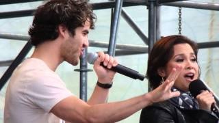 Elsie Fest: Lea Salonga & Darren Criss - A Whole New World