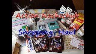 ACTION Nachschub / Mein Actioneinkauf / HAUL !
