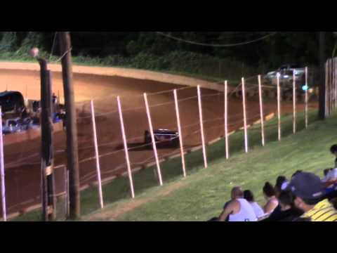 Winder Barrow Speedway Limited Late Model Qualifying 6/20/15