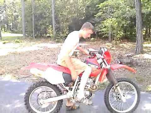 2003 XR250 FMF