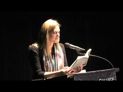 Kate Christensen - The Astral preview reading