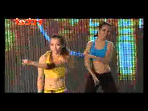 TodayTV | Giải Trí | VŨ ĐIỆU CUỘC SỐNG - Zumba Dance (phần 4)