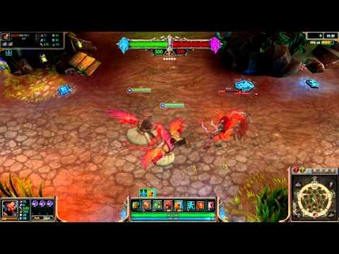 Spirit Guard Udyr Skin Spotlight League of Legends