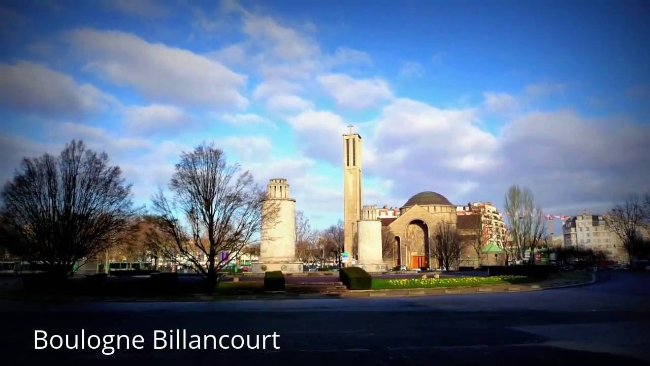 Places To See In ( Boulogne Billancourt   France )