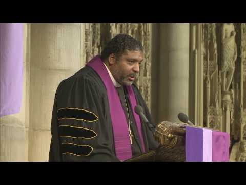 Rev Dr William J  Barber II - When Silence is Not an Option 20170402